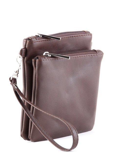 Коричневая сумка планшет S.Lavia (Славия) - артикул: 893 910 02 - ракурс 1