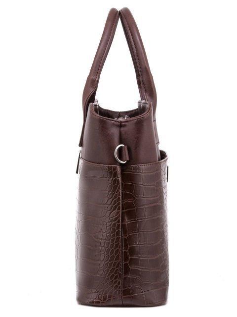 Коричневая сумка классическая S.Lavia (Славия) - артикул: 397 206 02 - ракурс 2