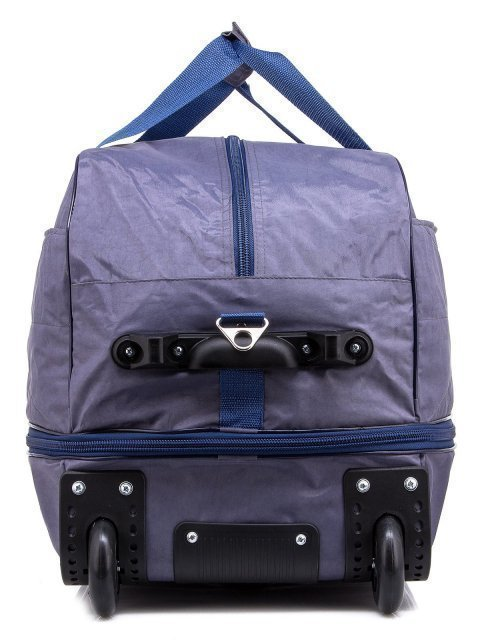 Серый чемодан Lbags (Эльбэгс) - артикул: К0000018622 - ракурс 2