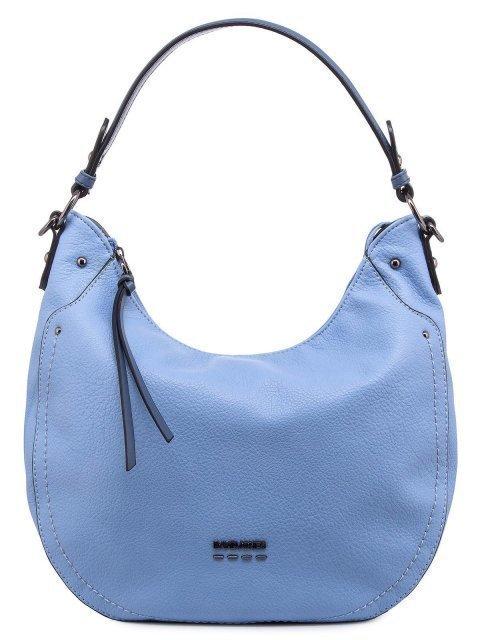 Голубая сумка мешок David Jones - 1791.00 руб