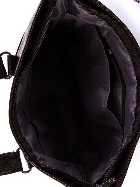 Коричневая сумка классическая S.Lavia (Славия) - артикул: 355 048 12 - ракурс 5