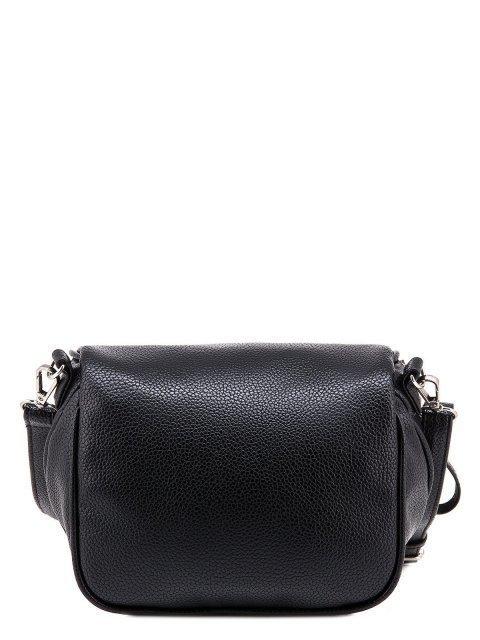 Чёрная сумка планшет S.Lavia (Славия) - артикул: 1011 902 01 - ракурс 4