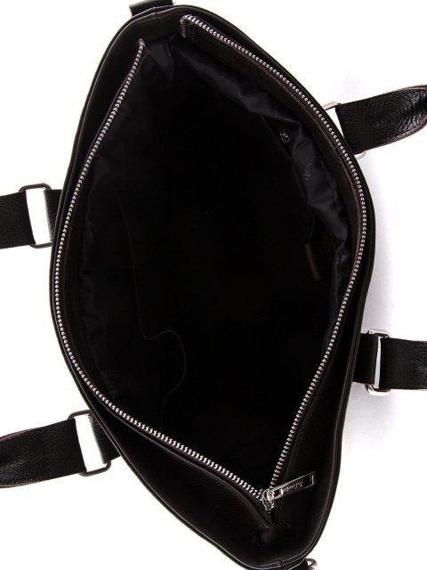 Коричневая сумка классическая S.Lavia (Славия) - артикул: 0026 12 12 - ракурс 4