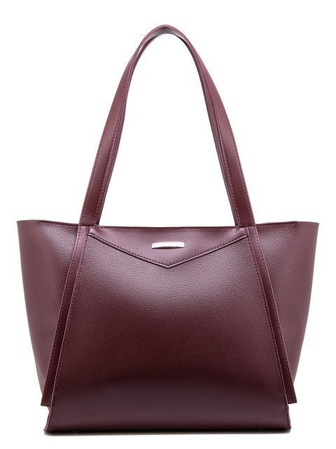 Бордовый шоппер S.Lavia - 2299.00 руб