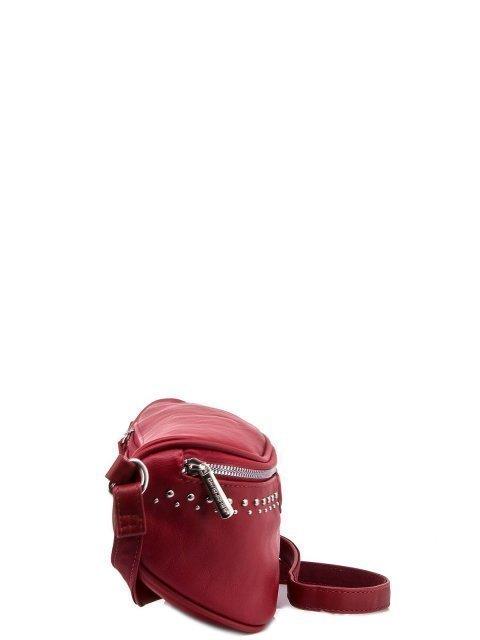 Красная сумка на пояс David Jones (Дэвид Джонс) - артикул: 0К-00005937 - ракурс 2