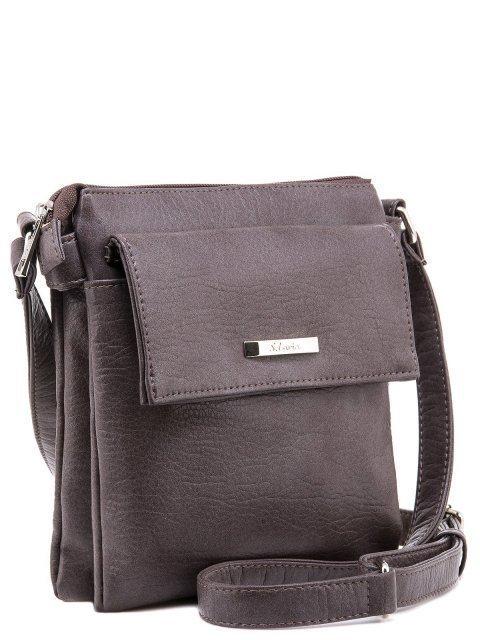 Коричневая сумка планшет S.Lavia (Славия) - артикул: 907 601 12 - ракурс 2