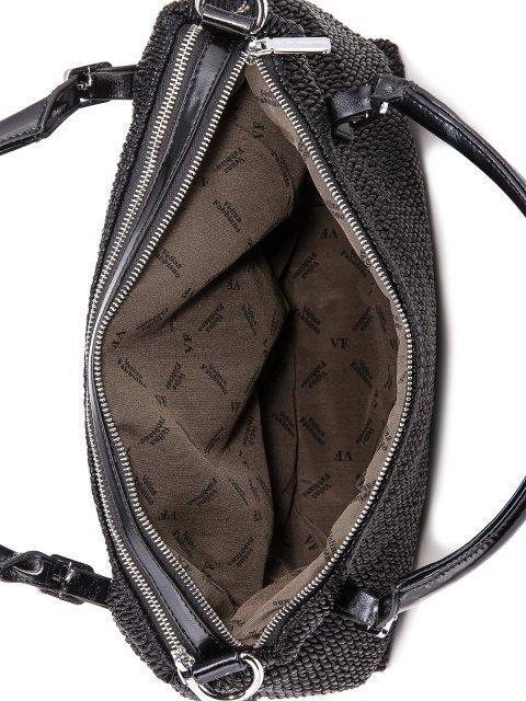 Чёрная сумка классическая Fabbiano (Фаббиано) - артикул: 0К-00006446 - ракурс 4