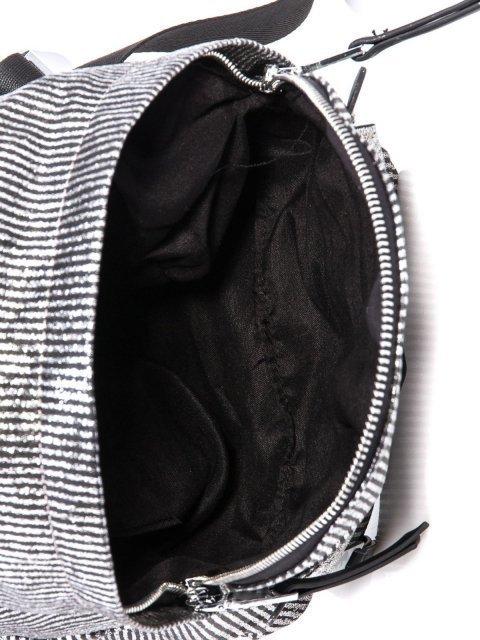Чёрный рюкзак Domenica (Domenica) - артикул: 0К-00002075 - ракурс 4