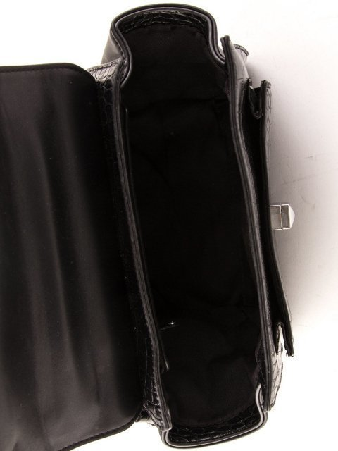 Чёрная сумка планшет S.Lavia (Славия) - артикул: К0000025922 - ракурс 5
