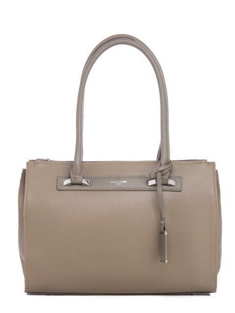 Хаки сумка классическая David Jones - 1150.00 руб
