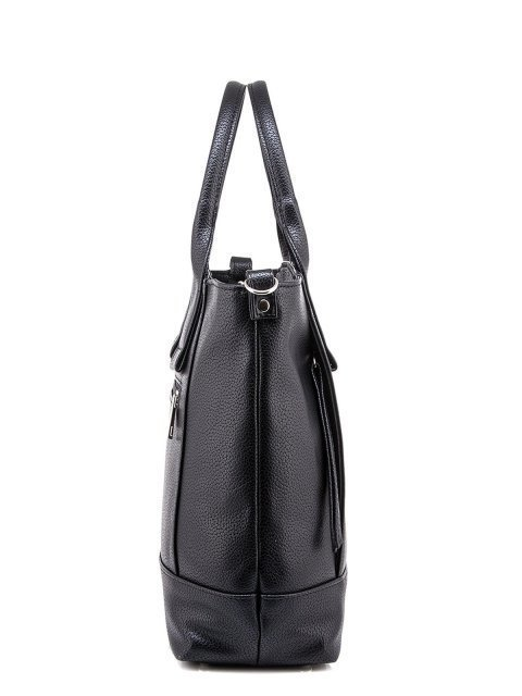 Чёрная сумка классическая S.Lavia (Славия) - артикул: 1074 902 01 - ракурс 4
