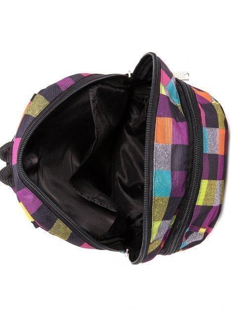 Фиолетовый рюкзак Lbags (Эльбэгс) - артикул: К0000030342 - ракурс 4