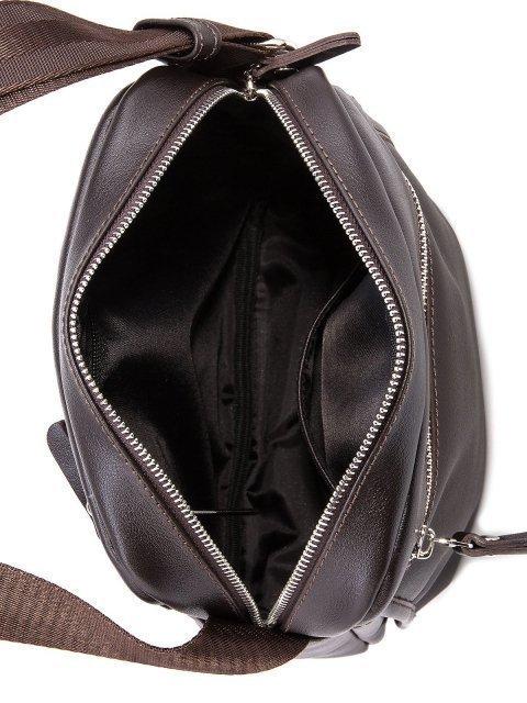 Коричневая сумка планшет S.Lavia (Славия) - артикул: 0036 10 12 - ракурс 4