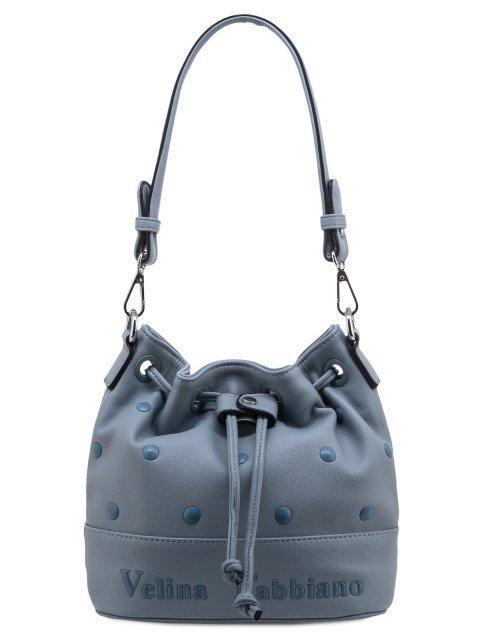 Голубая сумка планшет Fabbiano - 2463.00 руб