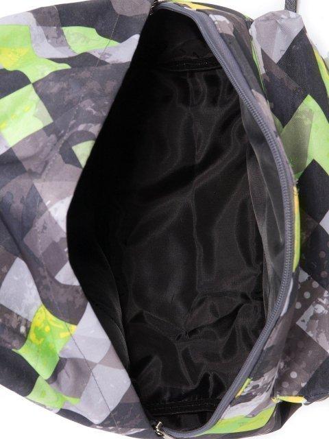 Серый рюкзак Lbags (Эльбэгс) - артикул: 0К-00001885 - ракурс 4
