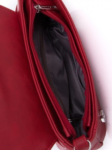 Красная сумка планшет S.Lavia (Славия) - артикул: 931 323 04 - ракурс 4