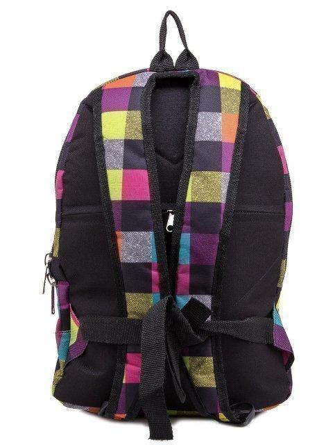 Фиолетовый рюкзак Lbags (Эльбэгс) - артикул: К0000030342 - ракурс 3