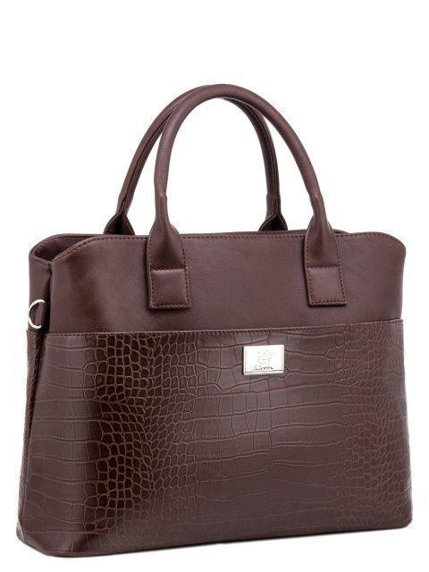 Коричневая сумка классическая S.Lavia (Славия) - артикул: 397 206 02 - ракурс 1