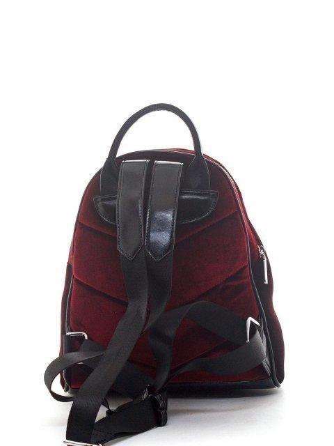 Бордовый рюкзак Fabbiano (Фаббиано) - артикул: К0000020491 - ракурс 3