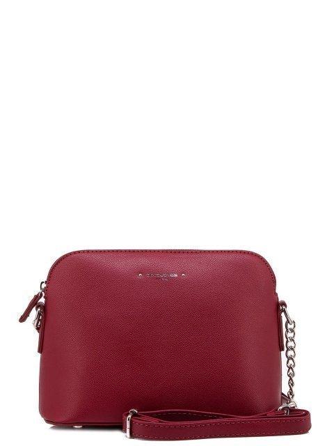Красная сумка планшет David Jones - 800.00 руб