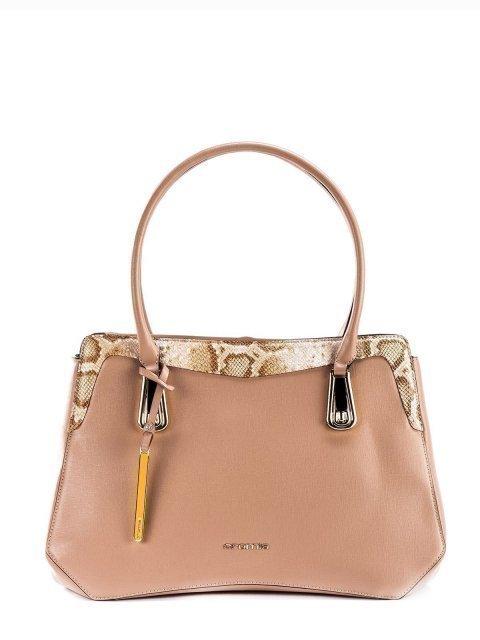 Бежевая сумка классическая Cromia - 10950.00 руб