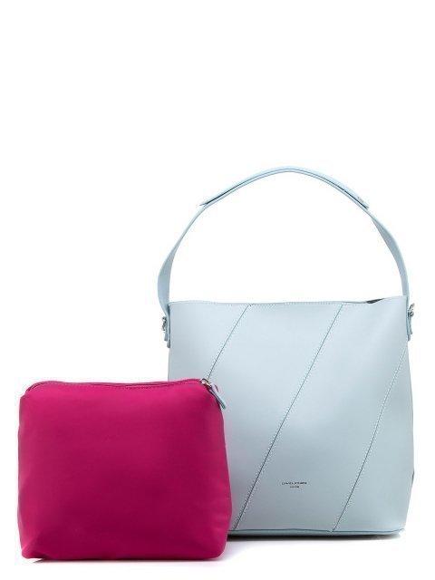 Мятная сумка мешок David Jones - 999.00 руб