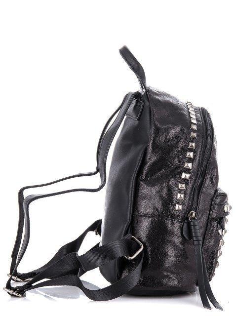 Чёрный рюкзак David Jones (Дэвид Джонс) - артикул: К0000033893 - ракурс 2