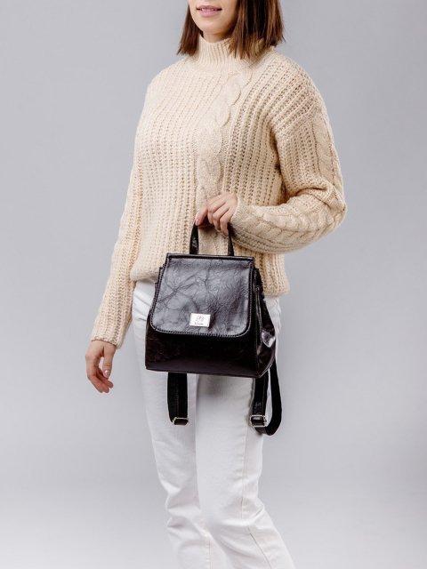 Коричневый рюкзак S.Lavia (Славия) - артикул: 877 048 12 - ракурс 1