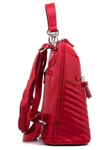 Красный рюкзак David Jones (Дэвид Джонс) - артикул: 0К-00004945 - ракурс 2