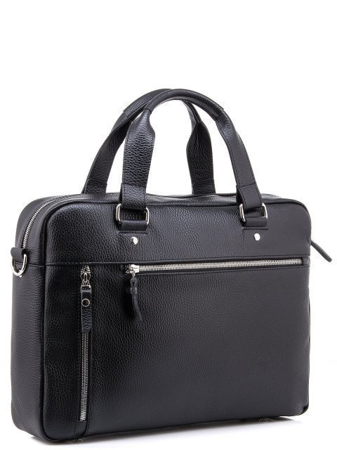 Чёрная сумка классическая S.Lavia (Славия) - артикул: 0043 12 01 - ракурс 1