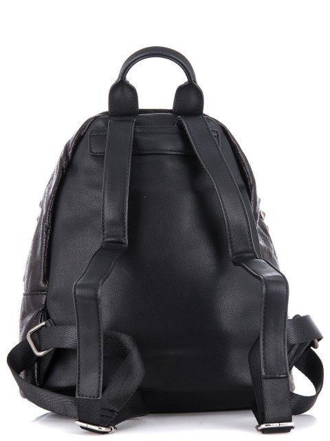 Чёрный рюкзак David Jones (Дэвид Джонс) - артикул: К0000033893 - ракурс 3