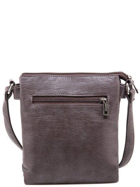 Коричневая сумка планшет S.Lavia (Славия) - артикул: 907 601 12 - ракурс 4