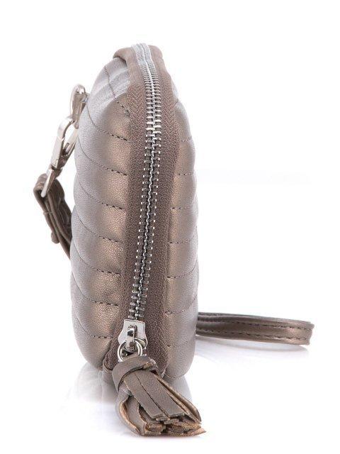 Бронзовая сумка планшет David Jones (Дэвид Джонс) - артикул: 0К-00001705 - ракурс 2
