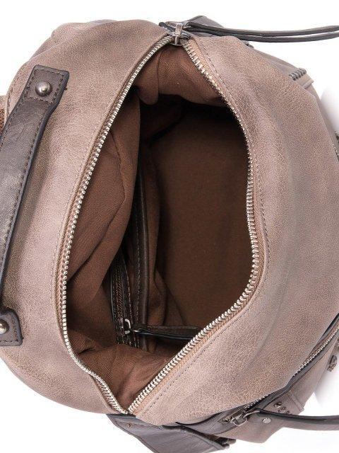 Коричневый рюкзак Domenica (Domenica) - артикул: 0К-00002100 - ракурс 4