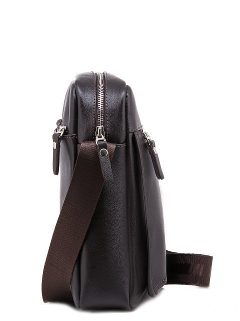 Коричневая сумка планшет S.Lavia (Славия) - артикул: 0036 10 12 - ракурс 2