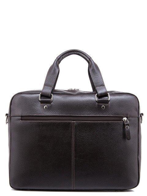 Коричневая сумка классическая S.Lavia (Славия) - артикул: 0043 12 12 - ракурс 3