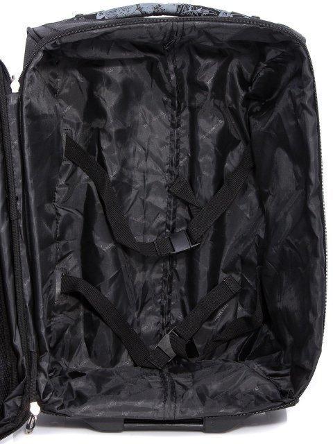 Чёрный чемодан Monkking (Монкинг) - артикул: 0К-00000211 - ракурс 4