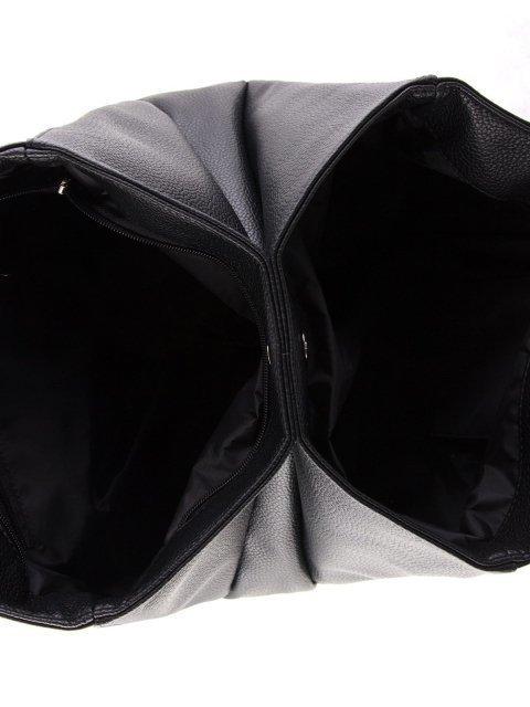 Чёрный шопер S.Lavia (Славия) - артикул: 878 902 01 - ракурс 5