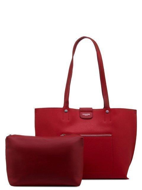 Красный шоппер David Jones - 2015.00 руб