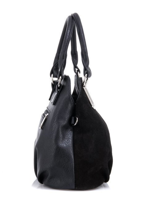 Чёрная сумка классическая S.Lavia (Славия) - артикул: 279 99 01 - ракурс 3