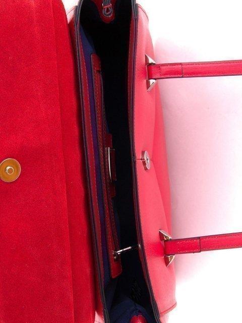 Красная сумка классическая Cromia (Кромиа) - артикул: К0000022860 - ракурс 5