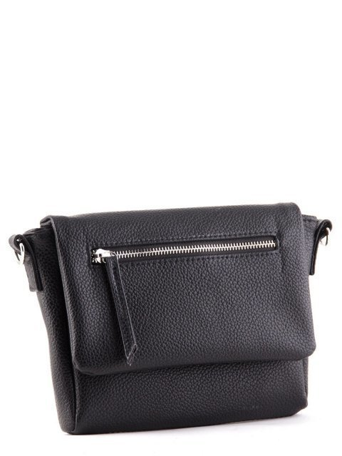 Чёрная сумка планшет S.Lavia (Славия) - артикул: 818 902 01 - ракурс 2