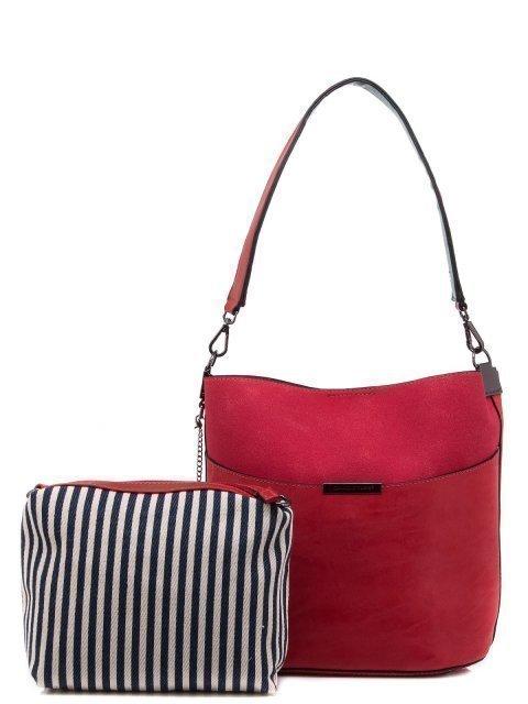 Красная сумка мешок David Jones - 1100.00 руб