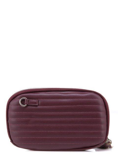 Бордовая сумка планшет David Jones (Дэвид Джонс) - артикул: 0К-00001700 - ракурс 3