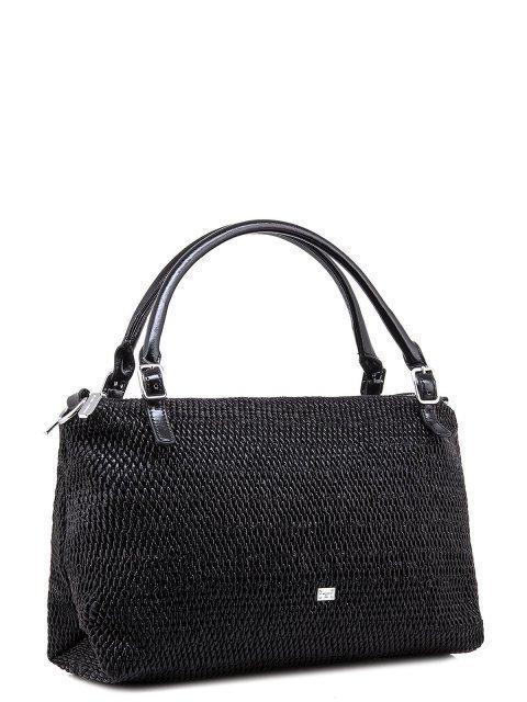Чёрная сумка классическая Fabbiano (Фаббиано) - артикул: 0К-00006446 - ракурс 1