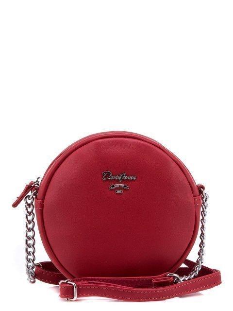 Красная сумка планшет David Jones - 899.00 руб