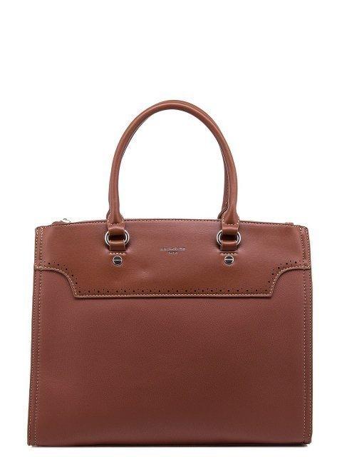 Рыжая сумка классическая David Jones - 1550.00 руб