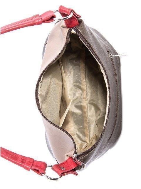 Коричневая сумка мешок S.Lavia (Славия) - артикул: 405 512 52 - ракурс 4