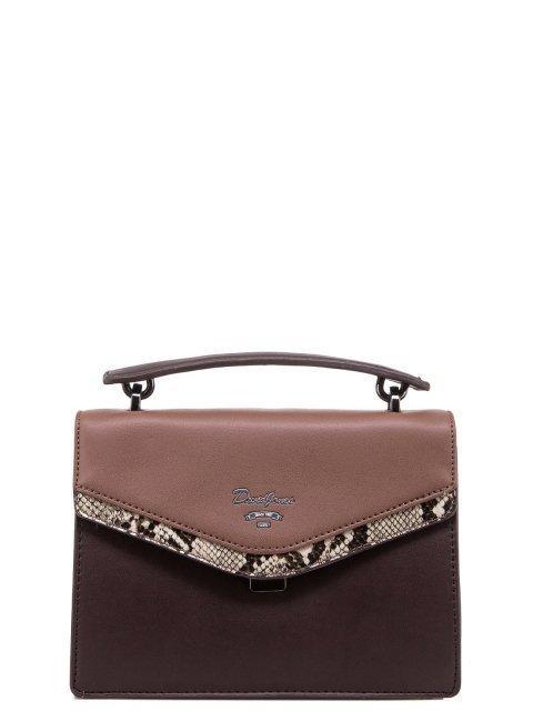 Коричневый портфель David Jones - 1200.00 руб