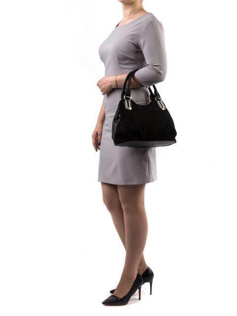 Чёрная сумка классическая S.Lavia (Славия) - артикул: 279 99 01 - ракурс 1